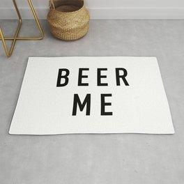 Beer Me Rug