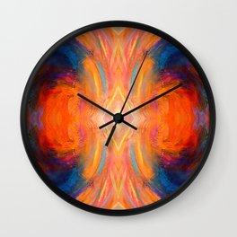 Acoustic Energy Wall Clock