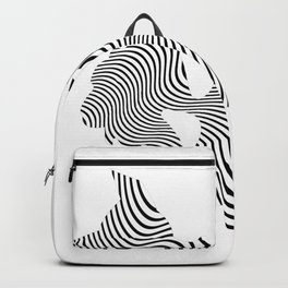 Stain of Rorschach Backpack
