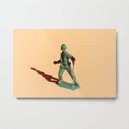 Toy Soldier III Metal Print