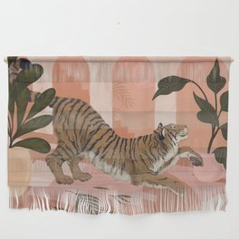 Easy Tiger Wall Hanging