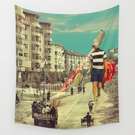 FisherCam Wall Tapestry