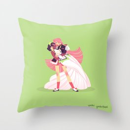 Magical Couple I Throw Pillow