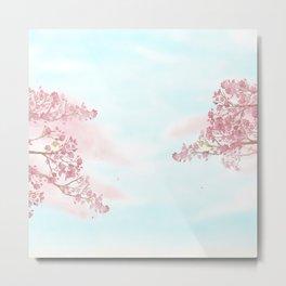 A day for cherry blossom | Miharu Shirahata Metal Print