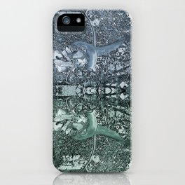 Madrone Mirror iPhone Case