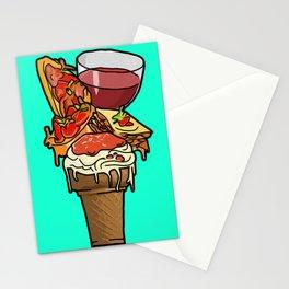 Super Mario Kitchen 64 Stationery Cards