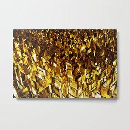 Eldorado: The City of Gold Metal Print