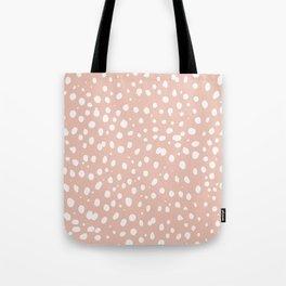 LEOPARD PINK Tote Bag