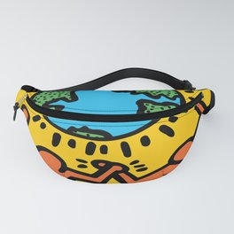 Homage to Keith Haring Fanny Pack