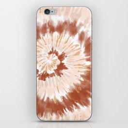 Neutral Tie-Dye 01 iPhone Skin