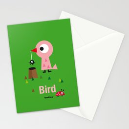 Mr. Bird Stationery Cards