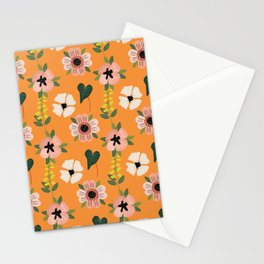 Last flower Stationery Cards