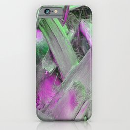 Fabric of Nature iPhone Case