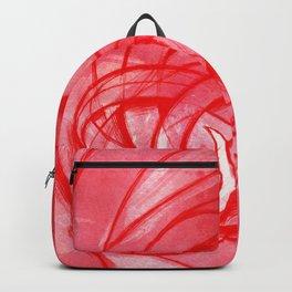 Ikhi SPRL Red Backpack