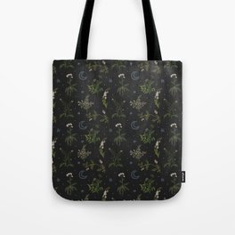 Witches Garden Tote Bag