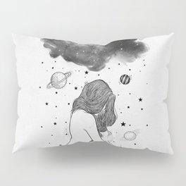 I prefer night. Pillow Sham