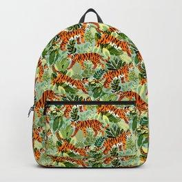Bright Bengal Tiger Jungle Backpack