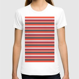 Stripey 13 T-shirt