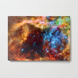 Stellar Nursery in Tarantula Nebula Metal Print