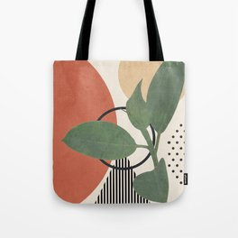 Nature Geometry III Tote Bag