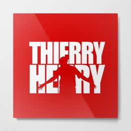 Name: Henry Metal Print