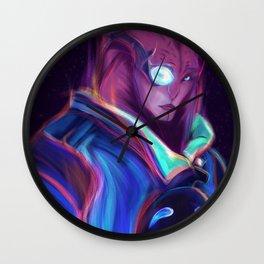 NEON Jaal - Fan Art Wall Clock