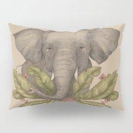 Borneo Pygmy Elephant Pillow Sham