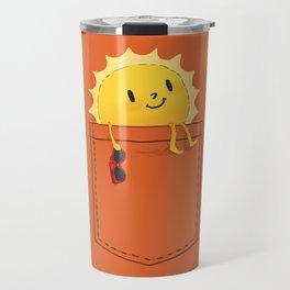 Pocketful of sunshine Travel Mug