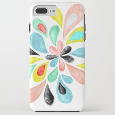 Watercolor Splash  iPhone 8 Plus Tough Case