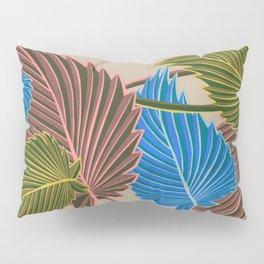 Vivid Palms I Pillow Sham