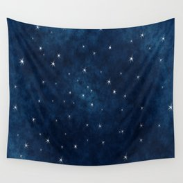 Whispers in the Galaxy Wall Tapestry