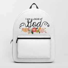 Child of God Backpack
