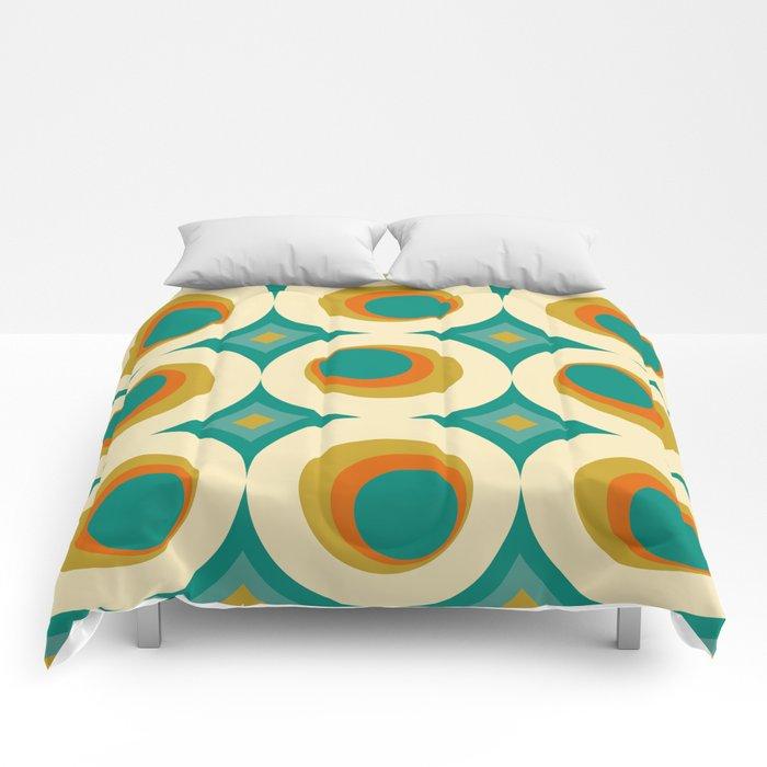 Mid-Century Modern Comforters