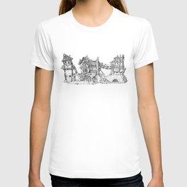 Fantasy Ruin T-shirt