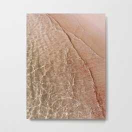 Mediterranean Sea III Metal Print