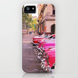 Old Cars iPhone Case