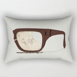 Salvador Allende Lente - TrincheraCreativ Rectangular Pillow