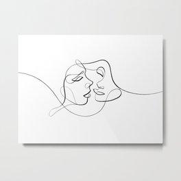 Eros No 1 - LGBTQ Metal Print