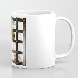 Winter Stares Back Coffee Mug
