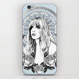 Stevie Nicks Angel Of Dreams iPhone Skin