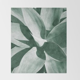 Agave Throw Blanket