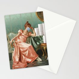 Social Distancing Series V Stationery Cards
