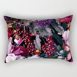 EXOTIC GARDEN - NIGHT XIX Rectangular Pillow