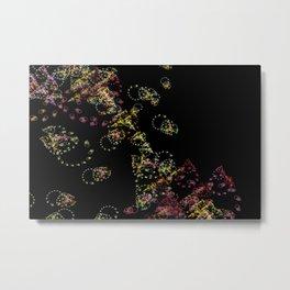 floral patter 3  Metal Print