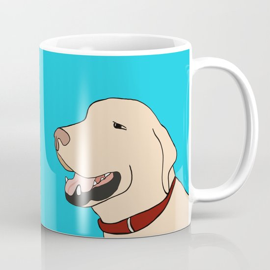 Sage A Yellow Labrador by melindatodd