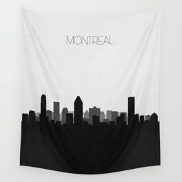 City Skylines: Montreal Wall Tapestry