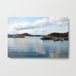 Seto Inland Sea Metal Print