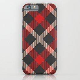 Classic Tartan iPhone Case