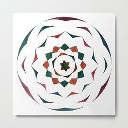 Celtic Circle VI Metal Print