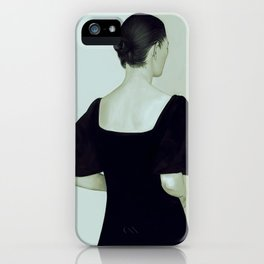 Shadow I iPhone Case